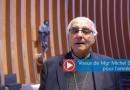 Message de Noël et vœux 2016 de notre évêque Michel Santier