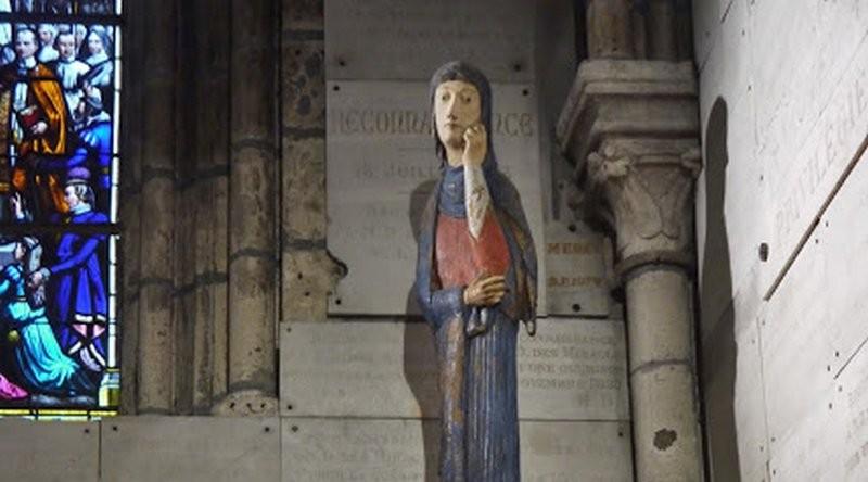 Notre-Dame des Miracles, décembre 2015. Photos
