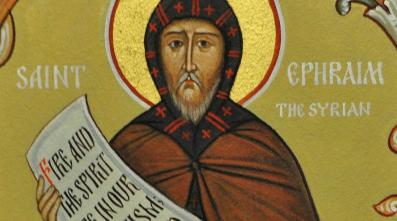 Saint Ephrem le Syrien