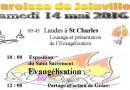 Pentecôte 2016
