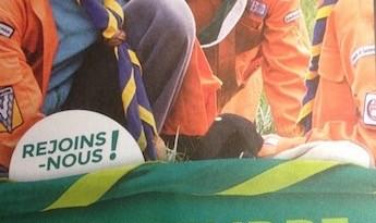 WE de rentrée Scouts de Joinville