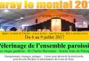 Pèlerinage paroissial à Paray : du 6 au 9 juillet 2017
