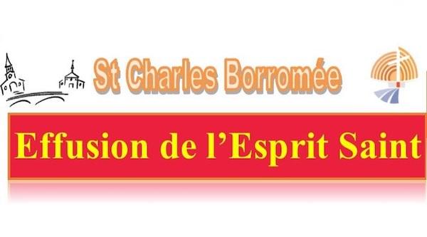 Effusion de l'Esprit Saint