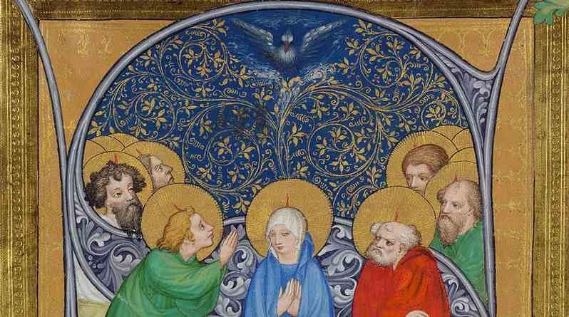 2018. Lettre de Pentecôte (1/2)