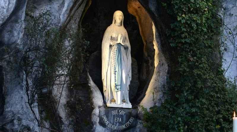 Vierge de Lourdes. Source : Vaticannews