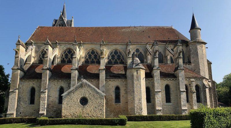 Rendez-vous pèlerinage Crécy-la-Chapelle