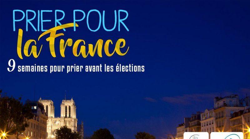 2017. Prier pour la France avant les élections