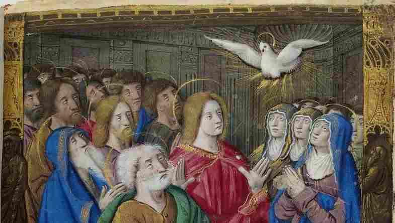 2019. Lettre de Pentecôte 2/2. L'unité