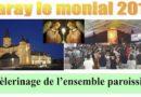 Pèlerinage à Paray le Monial du 10 au 14 juillet
