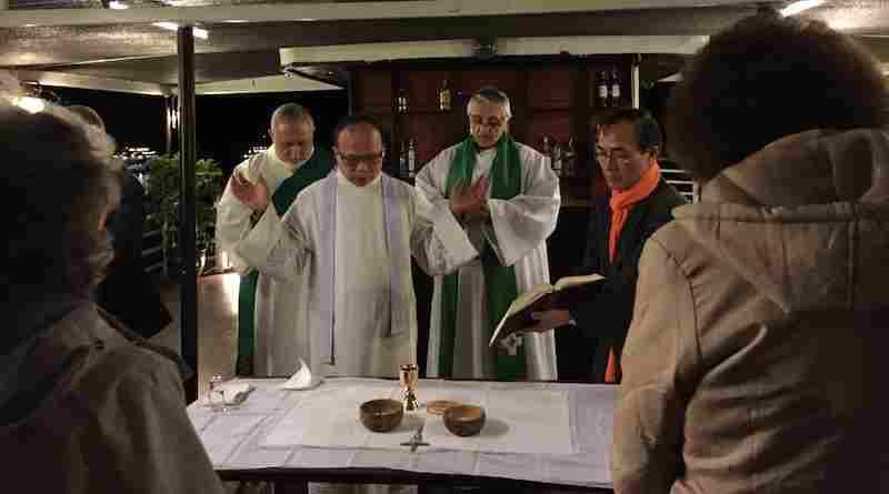 30 juin : messe d'action de grâce du Père Paul pour ses 6 ans à Joinville