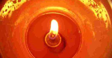Saint-Charles, 1er mars. La Foi… la lampe qui guide nos pas dans la nuit