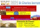Horaires de la Semaine Sainte à saint Charles