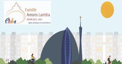 "Inauguration de l'année "" Famille Amoris Laetitia """