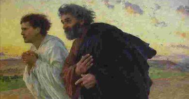 Dimanche de Pâques, 4 Avril. Textes