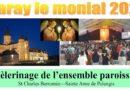 Pèlerinage paroissial à Paray le Monial