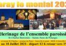 Pèlerinage paroissial à Paray-le-Monial